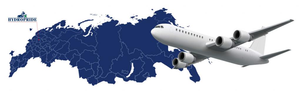 Экспресс-доставка за 1–3 дня по всей России